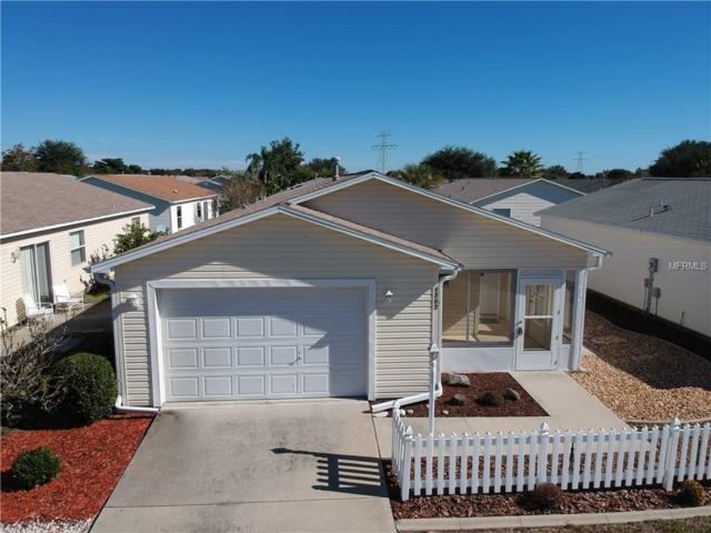 1707 Quintero Court, The Villages, FL 32162 (MLS #G5008290) :: Realty Executives in The Villages