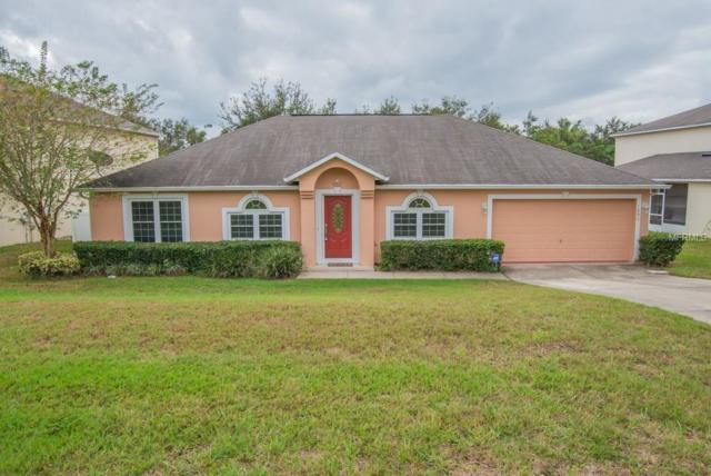 1801 Forest Glen Drive, Fruitland Park, FL 34731 (MLS #G5008611) :: Cartwright Realty