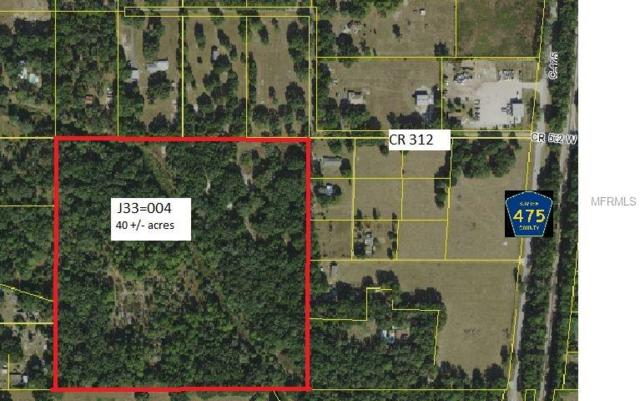 Cr 312, Bushnell, FL 33513 (MLS #G5008915) :: Revolution Real Estate
