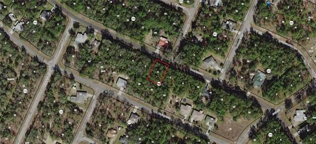 2232 W Arbutus Drive, Citrus Springs, FL 34434 (MLS #G5009705) :: Everlane Realty