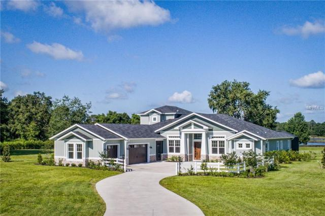 LOT 13 Shady Branch Way, Eustis, FL 32736 (MLS #G5009727) :: Team Touchstone