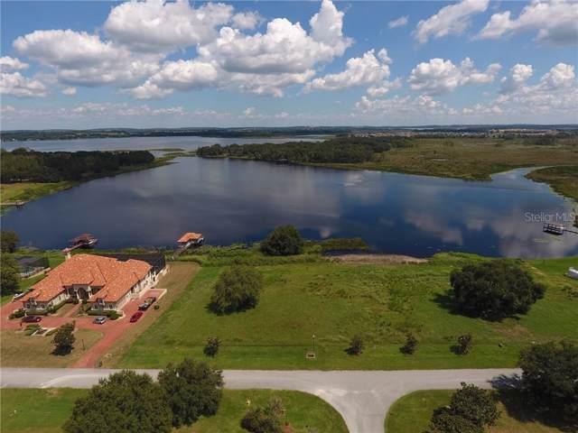 Royal Palm Drive, Groveland, FL 34736 (MLS #G5010389) :: White Sands Realty Group