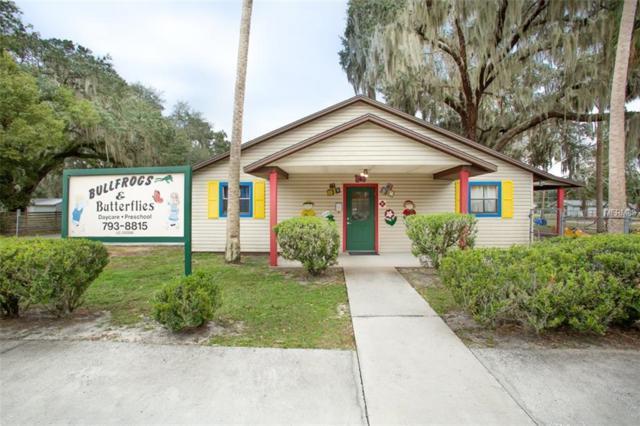 102 S Highland Street, Bushnell, FL 33513 (MLS #G5011348) :: Premium Properties Real Estate Services