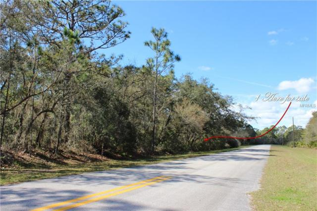 Lot 2 Viola Way, Eustis, FL 32736 (MLS #G5012655) :: Mark and Joni Coulter | Better Homes and Gardens