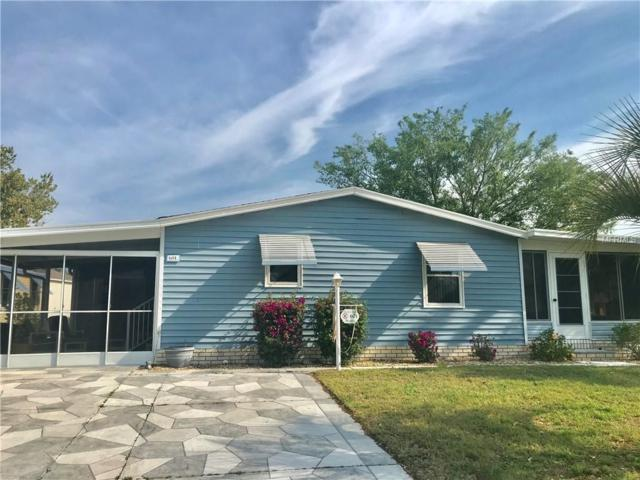 601 Rainbow Boulevard, The Villages, FL 32159 (MLS #G5013263) :: Realty Executives in The Villages