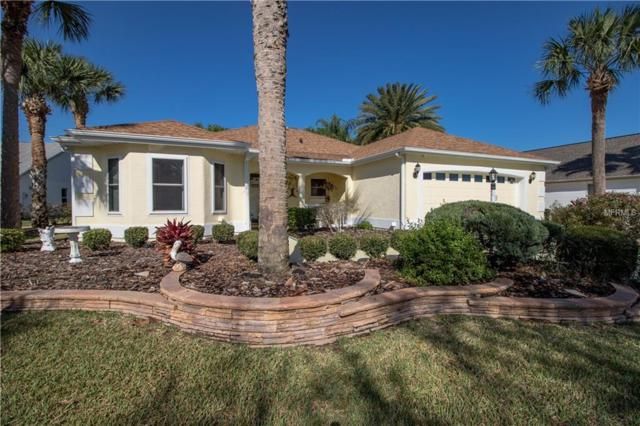 966 Luna Lane, The Villages, FL 32159 (MLS #G5013630) :: Realty Executives in The Villages