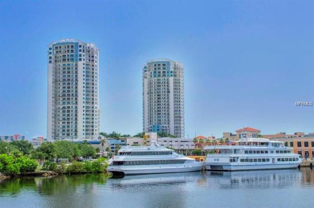 449 S 12TH Street #2201, Tampa, FL 33602 (MLS #G5014324) :: The Duncan Duo Team