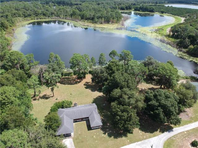 15195 SE 168TH Court, Weirsdale, FL 32195 (MLS #G5014934) :: Premium Properties Real Estate Services
