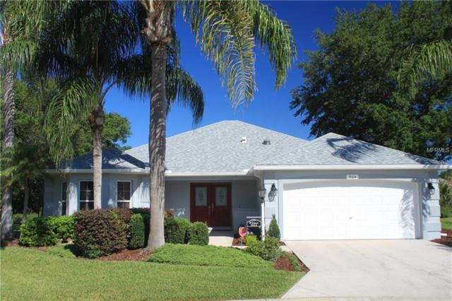 904 Walker Loop, The Villages, FL 32162 (MLS #G5015031) :: Realty Executives in The Villages