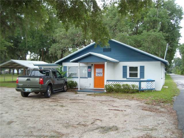 154 N C 470, Lake Panasoffkee, FL 33538 (MLS #G5015503) :: Better Homes & Gardens Real Estate Thomas Group