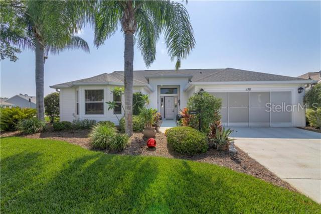 1311 Oporto Drive, The Villages, FL 32162 (MLS #G5016593) :: Realty Executives in The Villages