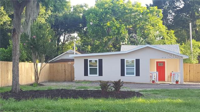 313 W Patterson Street, Lakeland, FL 33803 (MLS #G5016646) :: Gate Arty & the Group - Keller Williams Realty