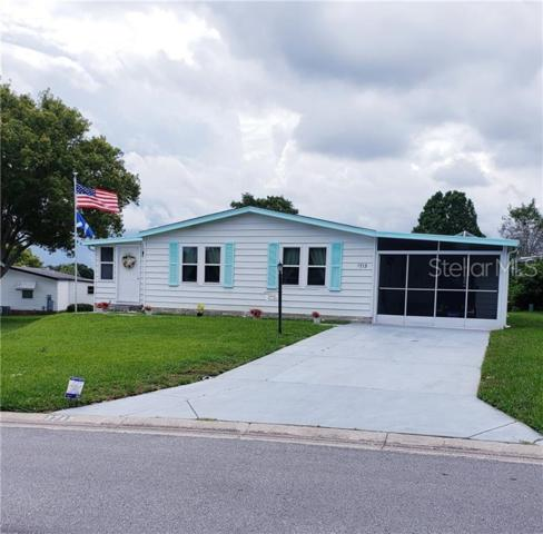 1713 Palm Aire Drive, Lady Lake, FL 32159 (MLS #G5016865) :: The Duncan Duo Team