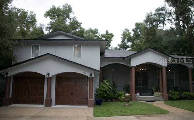 275 N Orange Avenue, Sanford, FL 32771 (MLS #G5017021) :: Florida Real Estate Sellers at Keller Williams Realty