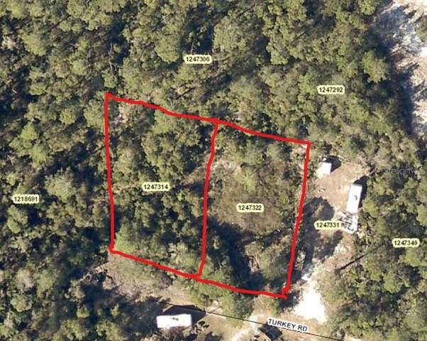 Turkey Road, Altoona, FL 32702 (MLS #G5017629) :: The Duncan Duo Team