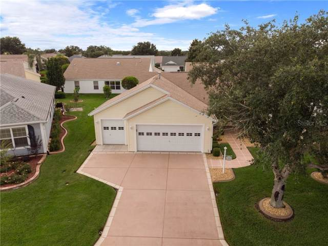17660 SE 90TH NEWPORT Avenue, The Villages, FL 32162 (MLS #G5018156) :: Delgado Home Team at Keller Williams