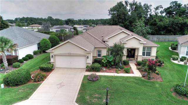 9231 SE 120TH Loop, Summerfield, FL 34491 (MLS #G5018790) :: Delgado Home Team at Keller Williams