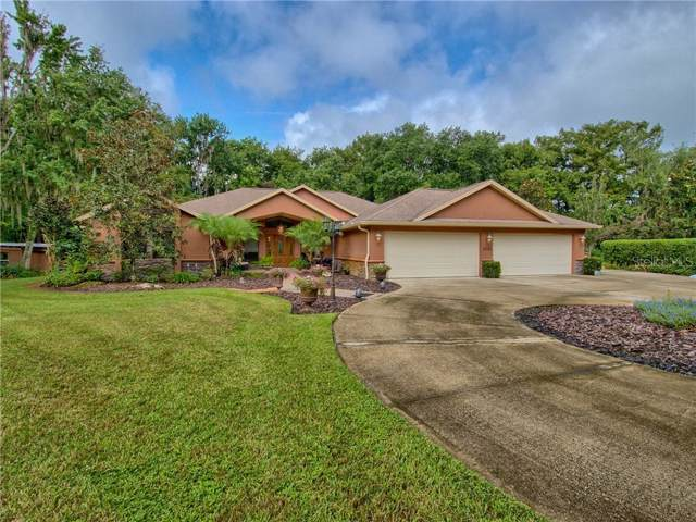 4885 Cr 307, Lake Panasoffkee, FL 33538 (MLS #G5019319) :: Griffin Group