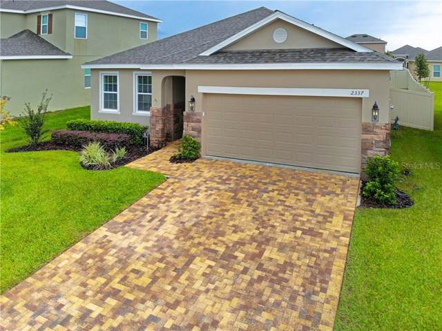 2337 Polo Hill Road, Minneola, FL 34715 (MLS #G5019349) :: White Sands Realty Group