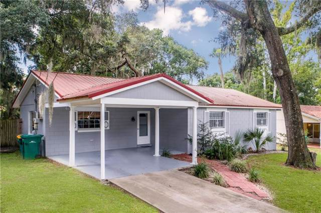 818 Wedgewood Drive, Mount Dora, FL 32757 (MLS #G5019374) :: White Sands Realty Group