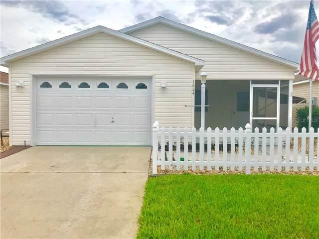 1624 Navidad Street, The Villages, FL 32162 (MLS #G5019401) :: Team Bohannon Keller Williams, Tampa Properties