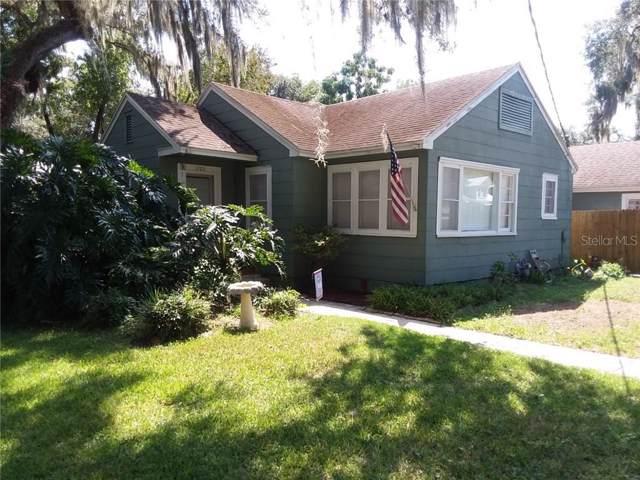 1103 Webster Street, Leesburg, FL 34748 (MLS #G5019617) :: Lockhart & Walseth Team, Realtors