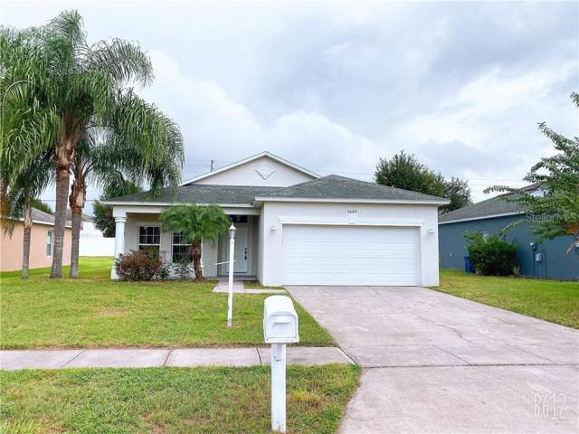 5609 Forest Ridge Drive, Winter Haven, FL 33881 (MLS #G5020999) :: Florida Real Estate Sellers at Keller Williams Realty