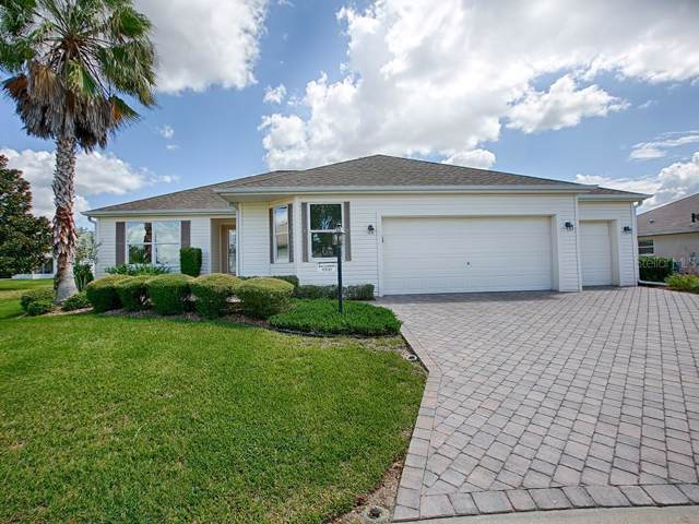 17845 SE 86TH AUBURN Avenue, The Villages, FL 32162 (MLS #G5021110) :: Realty Executives in The Villages