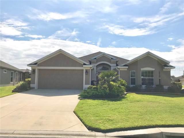 606 Baker Lane, The Villages, FL 32163 (MLS #G5022490) :: 54 Realty