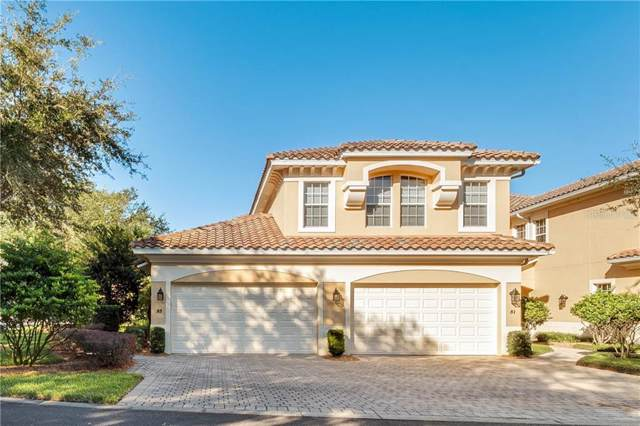 83 Camino Real #803, Howey in the Hills, FL 34737 (MLS #G5022880) :: Sarasota Property Group at NextHome Excellence