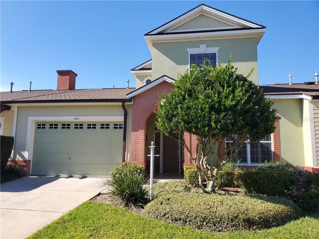 3183 Willow Brook Lane, The Villages, FL 32162 (MLS #G5023576) :: Realty Executives in The Villages