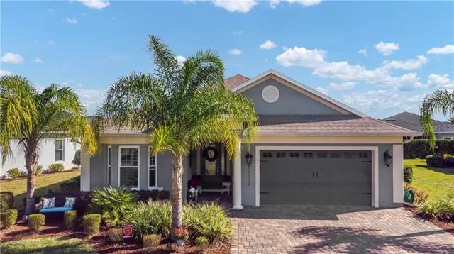 10034 Lake Miona Way, Oxford, FL 34484 (MLS #G5023577) :: Cartwright Realty