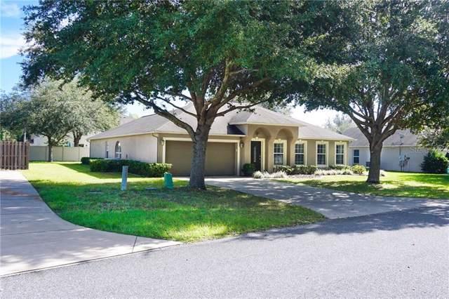 1003 Ridgewind Court, Fruitland Park, FL 34731 (MLS #G5023596) :: Griffin Group