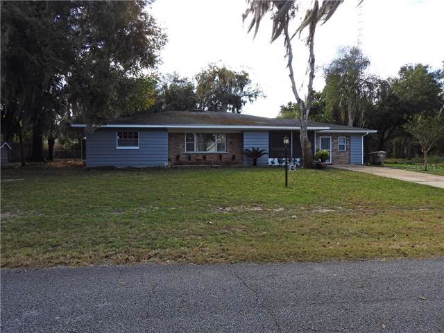 8106 Sunset Drive, Yalaha, FL 34797 (MLS #G5023625) :: The Duncan Duo Team