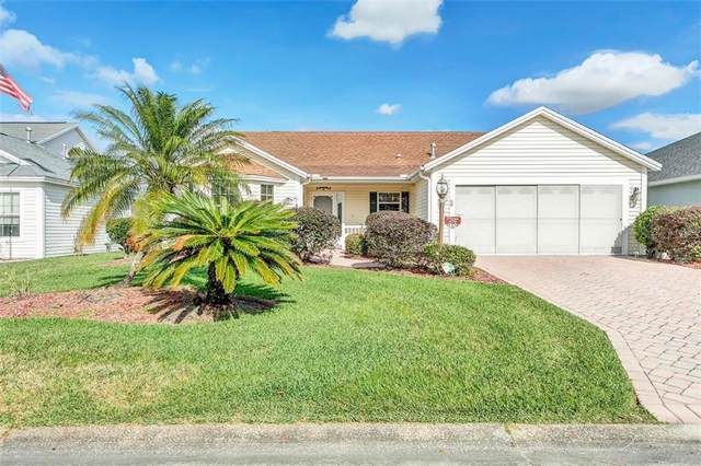 479 Weston Manor Drive, The Villages, FL 32162 (MLS #G5025027) :: Griffin Group