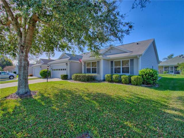 16986 SE 93RD CUTHBERT Circle, The Villages, FL 32162 (MLS #G5025069) :: Team Bohannon Keller Williams, Tampa Properties
