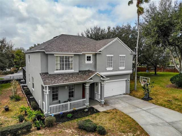 210 Rob Roy Dr, Clermont, FL 34711 (MLS #G5026149) :: The Price Group