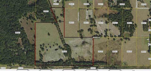 Se 55Th Blvd, Center Hill, FL 33514 (MLS #G5026406) :: Heckler Realty