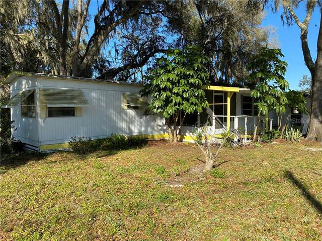 1252 Cr 461, Lake Panasoffkee, FL 33538 (MLS #G5026737) :: Sarasota Home Specialists