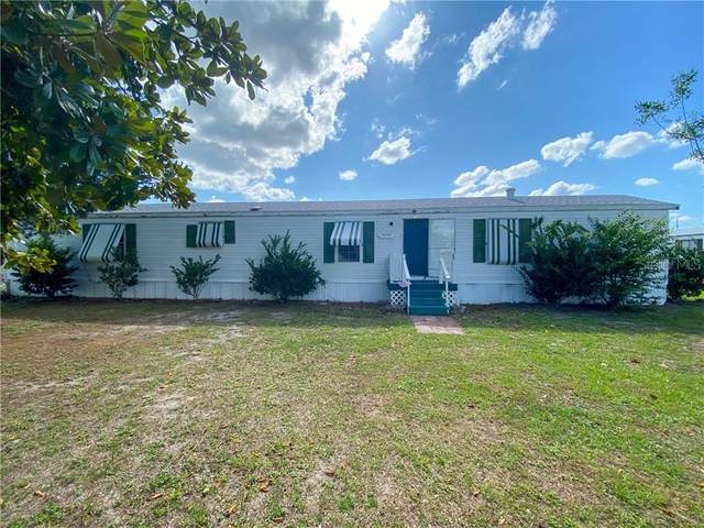 1494 NW 12TH Lane, Lake Panasoffkee, FL 33538 (MLS #G5028760) :: Team Bohannon Keller Williams, Tampa Properties