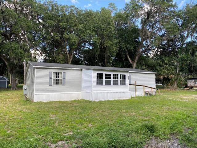 3733 Cr 405A, Lake Panasoffkee, FL 33538 (MLS #G5029349) :: Team Bohannon Keller Williams, Tampa Properties