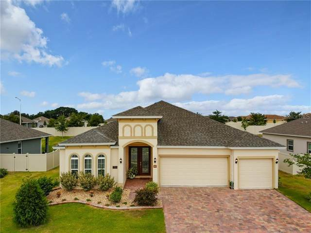 711 Calabria Way, Howey in the Hills, FL 34737 (MLS #G5029391) :: Florida Real Estate Sellers at Keller Williams Realty