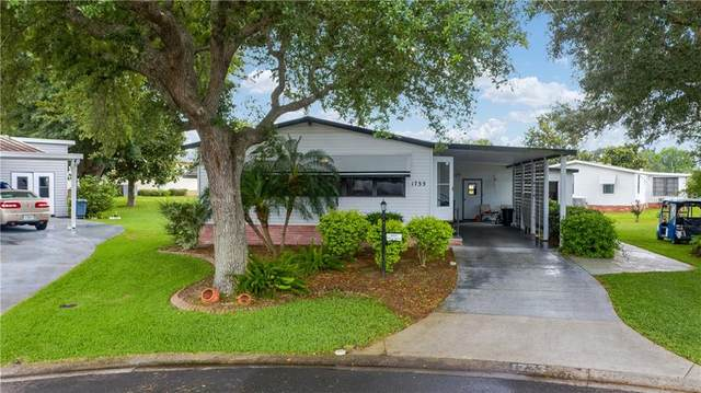 1733 Palm Aire Drive, The Villages, FL 32159 (MLS #G5029454) :: Team Bohannon Keller Williams, Tampa Properties