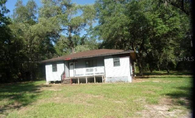 2950 SE 141ST Avenue, Morriston, FL 32668 (MLS #G5029715) :: Pristine Properties