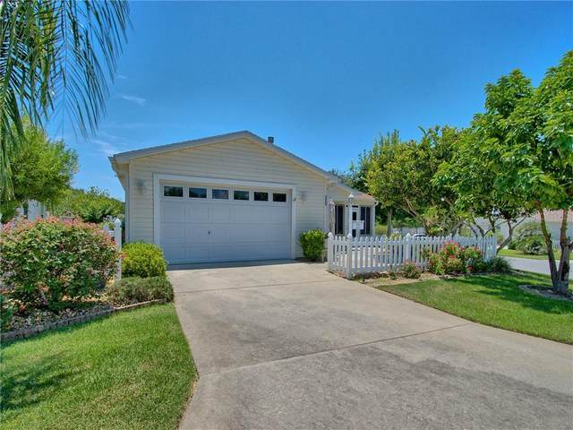 328 Starr Lane, The Villages, FL 32162 (MLS #G5029751) :: Realty Executives in The Villages