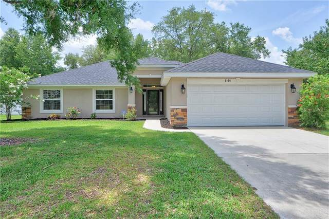8580 SE 163RD Lane, Summerfield, FL 34491 (MLS #G5029825) :: The Figueroa Team