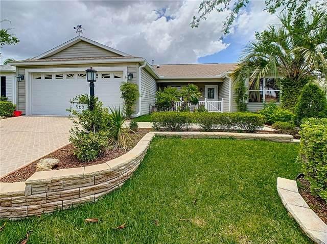 965 Kingmont Terrace, The Villages, FL 32162 (MLS #G5029864) :: Realty Executives Mid Florida