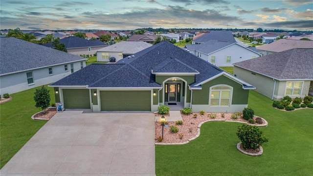 471 Harlow Lane, The Villages, FL 32163 (MLS #G5029942) :: Realty Executives in The Villages