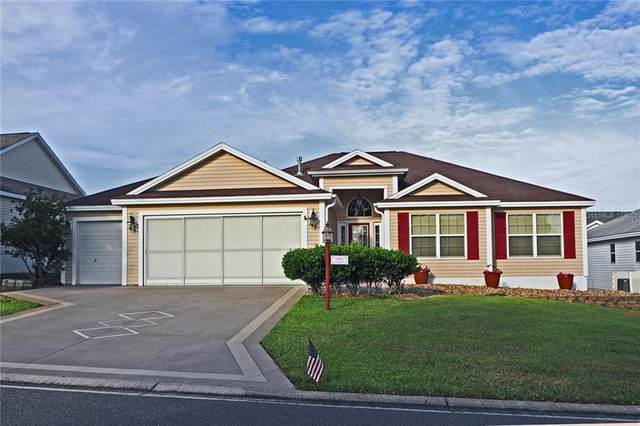 1702 Latta Court, The Villages, FL 32162 (MLS #G5030962) :: Realty Executives in The Villages