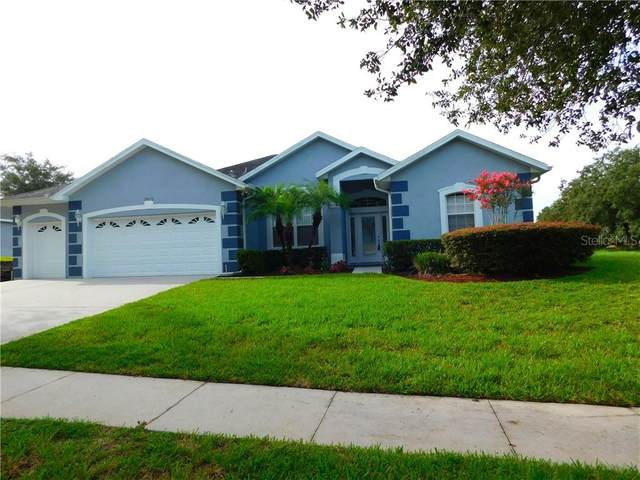 9635 Spring Lake Drive Drive, Clermont, FL 34711 (MLS #G5031981) :: Cartwright Realty